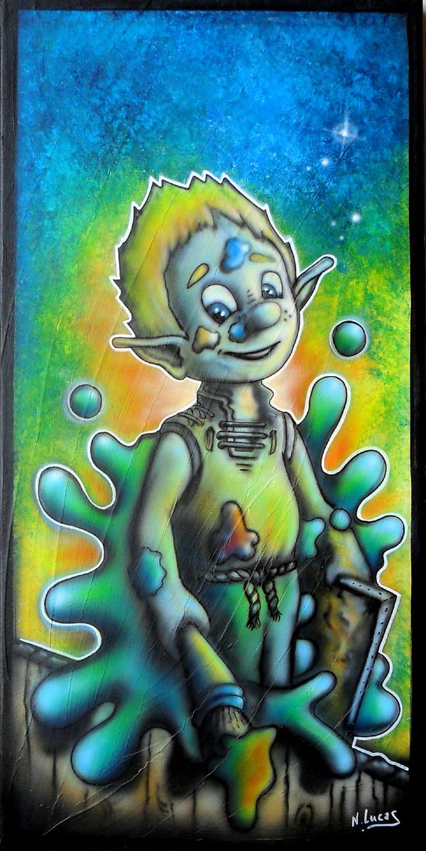 Peinture Et Decoration Univers Enfant Entreprise