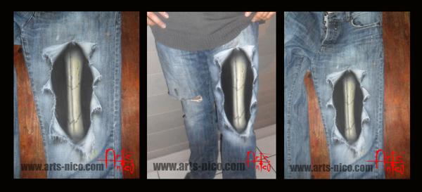 aero-jeans...