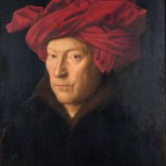 "Jan-van-Eyck-""Portrait-of-a-Man-in-a-Turban"""